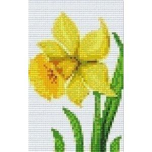 PixelHobby Pixelhobby patroon 802054 Gele bloem