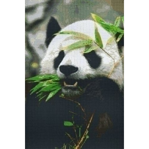 PixelHobby Pixelhobby patroon 830042 Panda