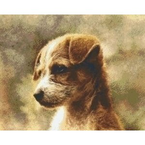 PixelHobby Pixelhobby patroon 5518 Little Dog