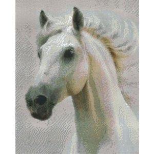 PixelHobby Pixelhobby patroon 809345 Wit Paard