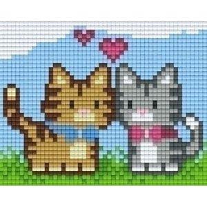 PixelHobby Pixelhobby patroon 801372 Katjes