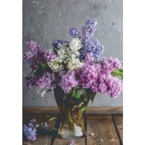 PixelHobby Pixelhobby patroon 5500 Boeket met bloemen