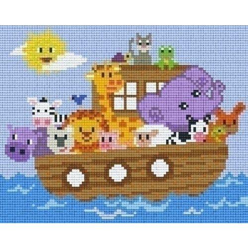 PixelHobby Pixelhobby patroon 804390 Ark van Noach