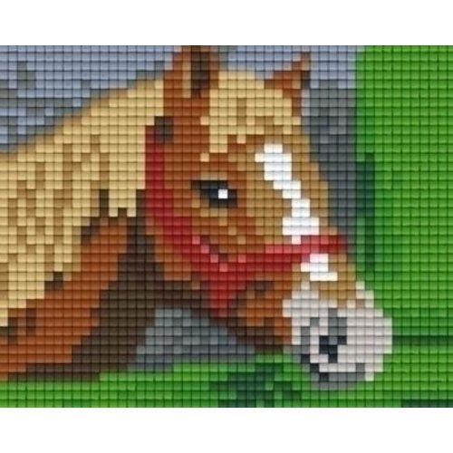 PixelHobby Pixelhobby Patroon 801360 Paard Angelika
