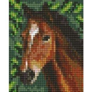 PixelHobby Pixelhobby patroon 801318 Paard