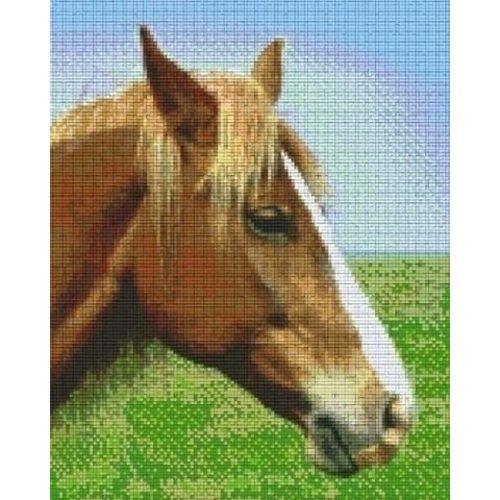PixelHobby Pixelhobby patroon 809378 Paard