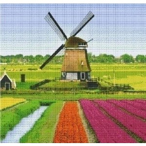 PixelHobby Pixelhobby patroon 830021 Holland