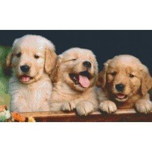 PixelHobby Pixelhobby patroon 5217 3 pups