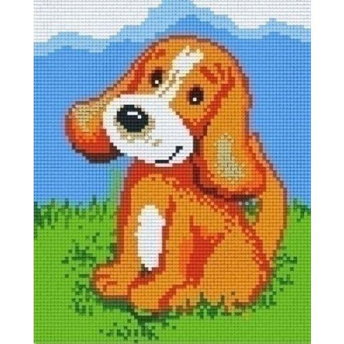 PixelHobby Pixelhobby patroon 804376 Hondje