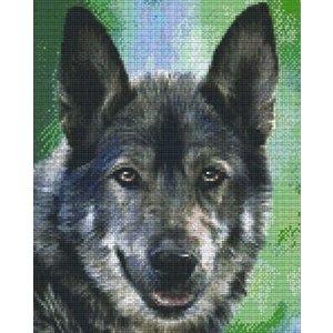 PixelHobby Pixelhobby patroon 809427 Wolf