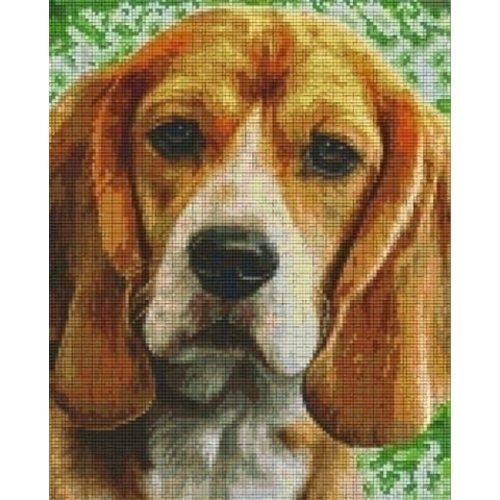 PixelHobby Pixelhobby patroon 809424 Beagle