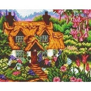 PixelHobby Pixelhobby patroon 836003 Cottage