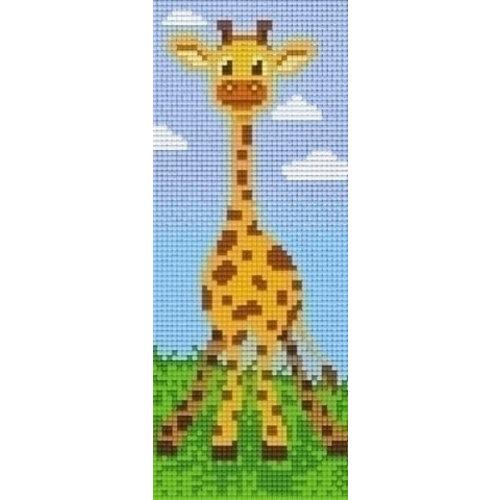 PixelHobby Pixelhobby patroon 802067 Giraffe