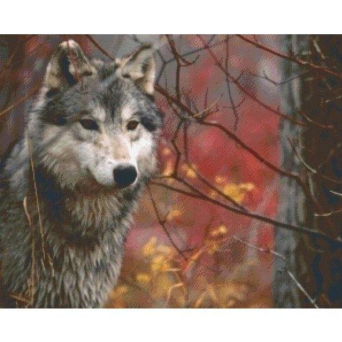 PixelHobby Pixelhobby patroon 5383 Wolf