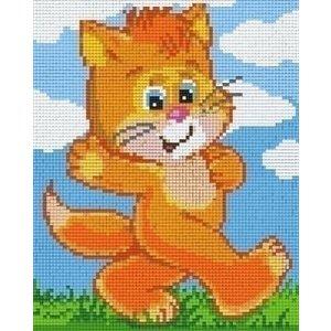 PixelHobby Pixelhobby patroon 804378 Zwaaiend Katje