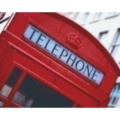 PixelHobby Pixelhobby patroon 5517 Engelse Telefooncel