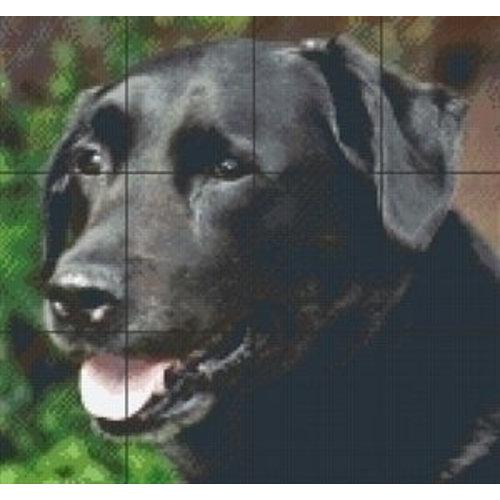PixelHobby Pixelhobby patroon Labrador 5024