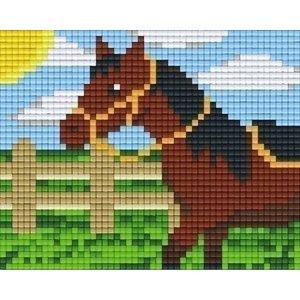 PixelHobby Pixelhobby patroon 801250 Paardje