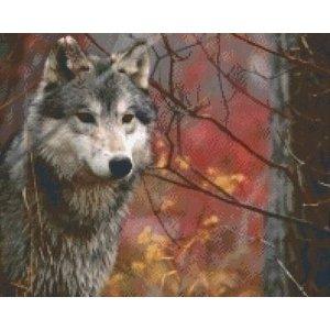 PixelHobby Pixelhobby patroon 5384 Wolf