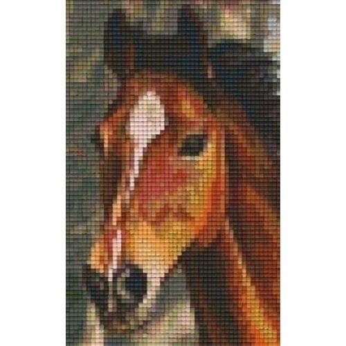 PixelHobby Pixelhobby patroon 802103 paard