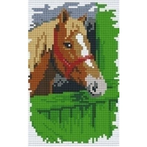 PixelHobby Pixelhobby patroon 802017 paard