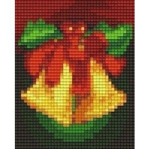 PixelHobby Pixelhobby patroon 801416 Kerstbellen