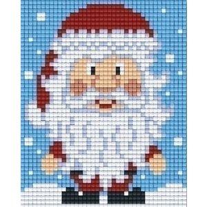 PixelHobby Pixelhobby patroon 801420 Grappige Kerstman