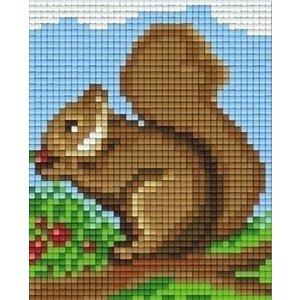 PixelHobby Pixelhobby patroon 801350 Eekhoorn