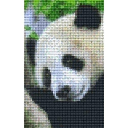 PixelHobby Pixelhobby patroon 802100 pandabeer