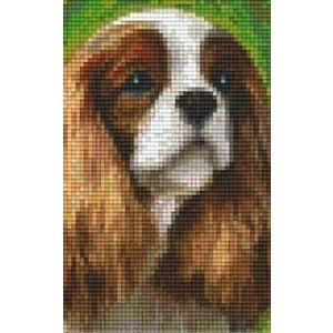 PixelHobby Pixelhobby patroon 802095 hond hangoor