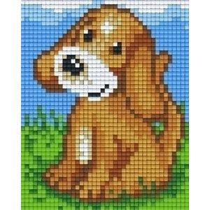 PixelHobby Pixelhobby Patroon 801348 Hondje