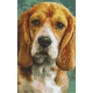 PixelHobby Pixelhobby patroon 802092 Beagle