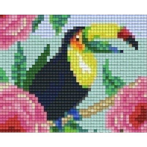 PixelHobby Pixelhobby patroon 801409 Toekan