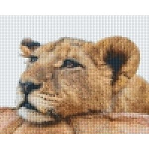 PixelHobby Pixelhobby patroon 5341 Leeuw