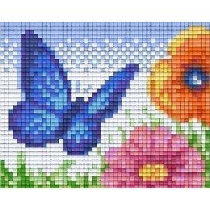 PixelHobby Pixelhobby patroon 801333 vlinder