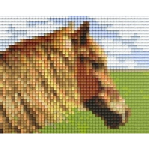 PixelHobby Pixelhobby Patroon 801304 Paard