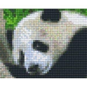 PixelHobby Pixelhobby Patroon 801308 Panda