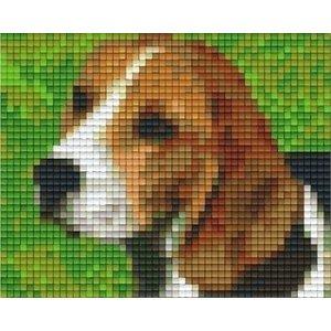 PixelHobby Pixelhobby Patroon 801312 Beagle