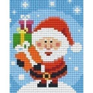 PixelHobby Pixelhobby patroon 801390 Kerstman kadootjes