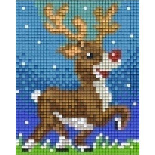 PixelHobby Pixelhobby patroon 801417 Rendier