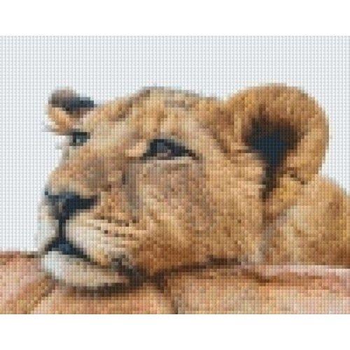 PixelHobby Pixelhobby patroon 5342 Leeuw
