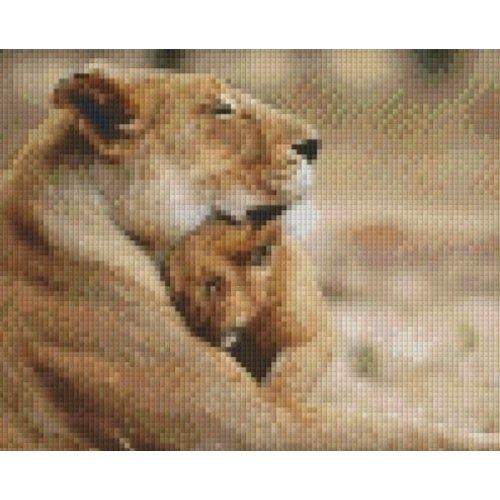PixelHobby Pixelhobby patroon 5224 Leeuwen
