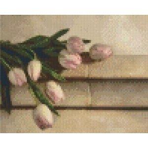 PixelHobby Pixelhobby patroon 5202 Stilleven Tulpen
