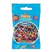 Hama Hama mini strijkkralen assorti mix