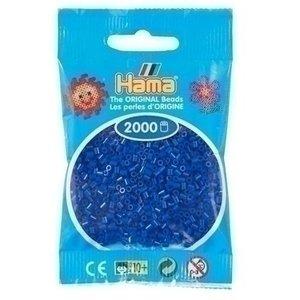 Hama Hama mini strijkkralen donkerblauw 0008