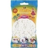 Hama Strijkkralen 0001 wit 1000 st.
