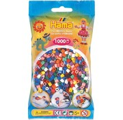 Hama Hama Strijkkralen gemengd 1000 st. 207-00