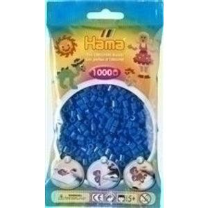 Hama Hama Strijkkralen 0009 lichtblauw 1000 st.