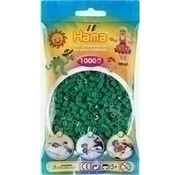 Hama Hama Strijkkralen 0010 groen 1000 st.