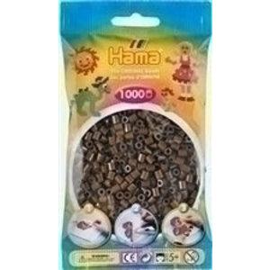 Hama Hama Strijkkralen 0012 choco 1000 st.